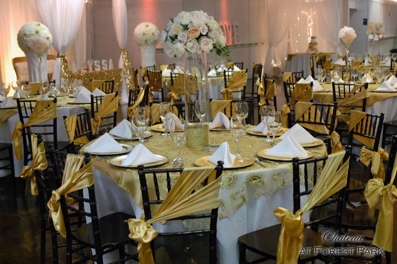 quinceanera celebration - banquet hall - 7129