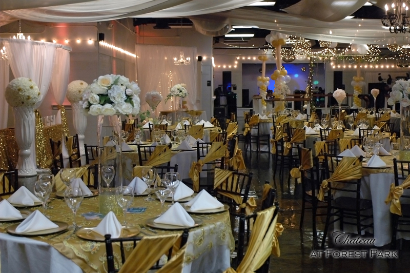 quinceanera celebration - banquet hall - 7131