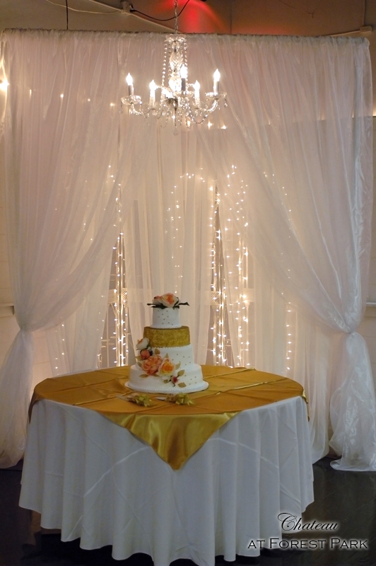 quinceanera celebration - banquet hall - 7137