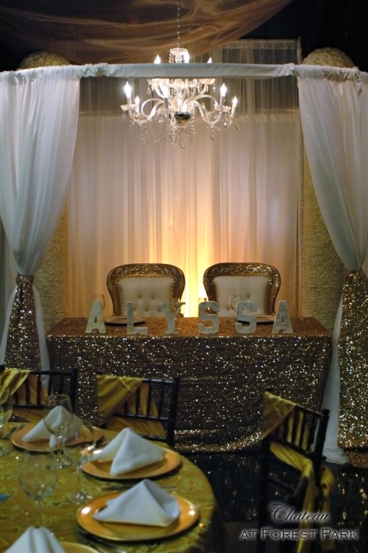 quinceanera celebration - banquet hall - 7139
