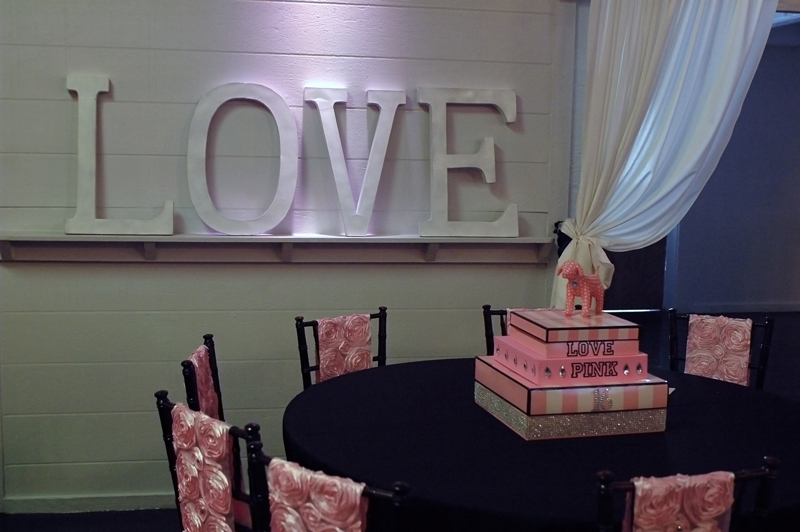 quinceanera celebration - banquet hall - 7148
