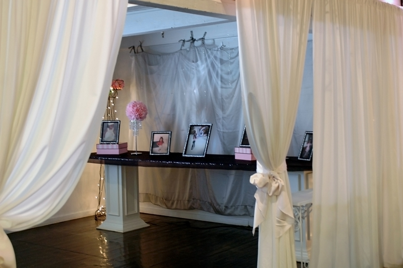 quinceanera celebration - banquet hall - 7149
