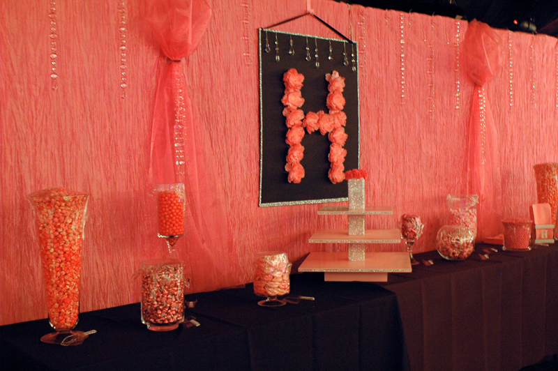 quinceanera celebration - banquet hall - 7153