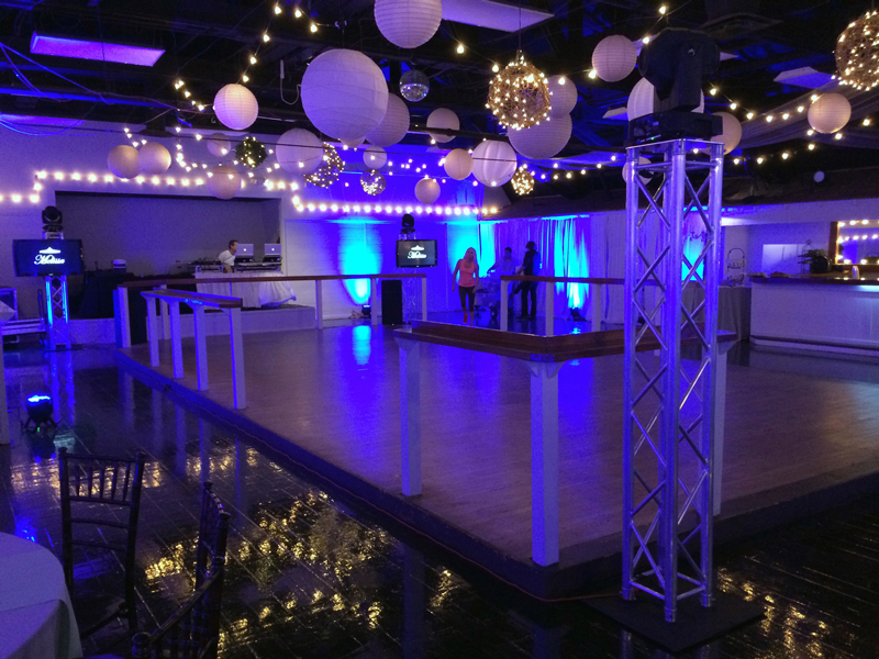 quinceanera celebration - banquet hall - 7174