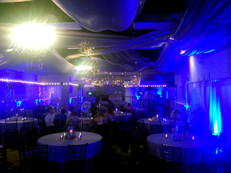 quinceanera celebration - banquet hall - 7176