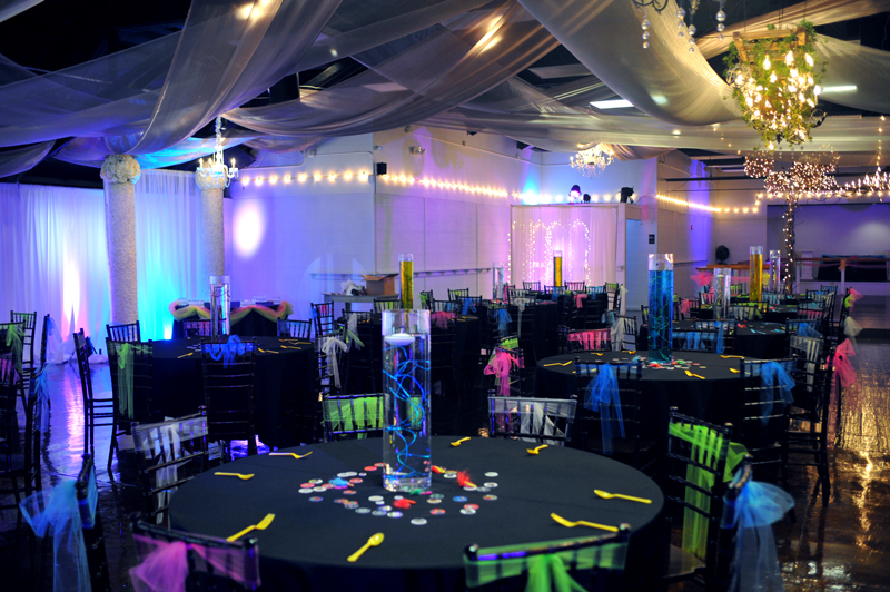 quinceanera celebration - banquet hall - 7178