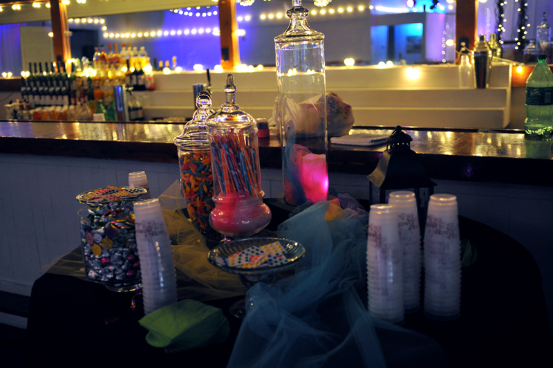 quinceanera celebration - banquet hall - 7182
