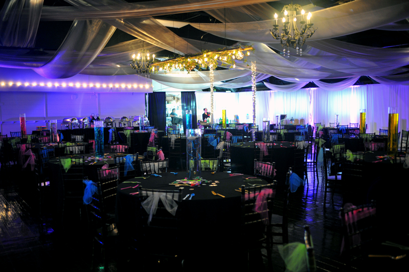 quinceanera celebration - banquet hall - 7183