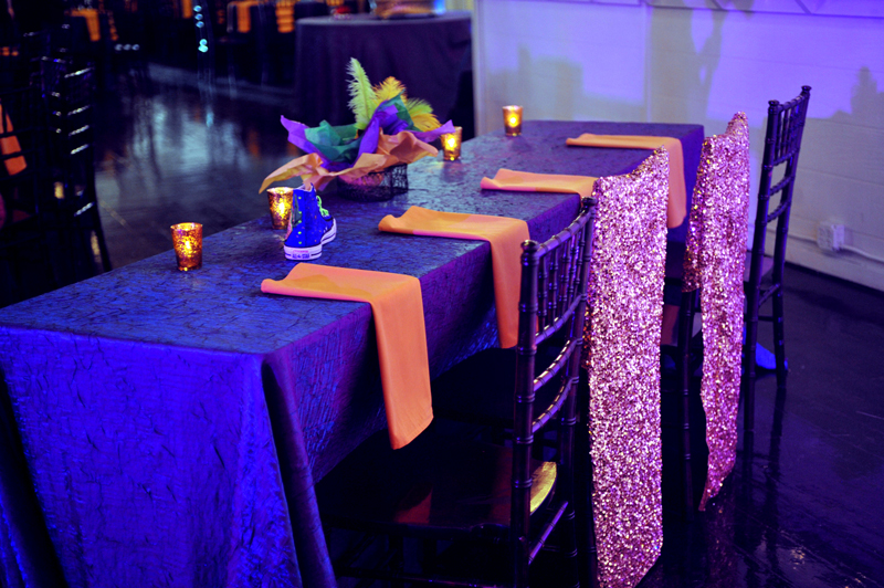 quinceanera celebration - banquet hall - 7188