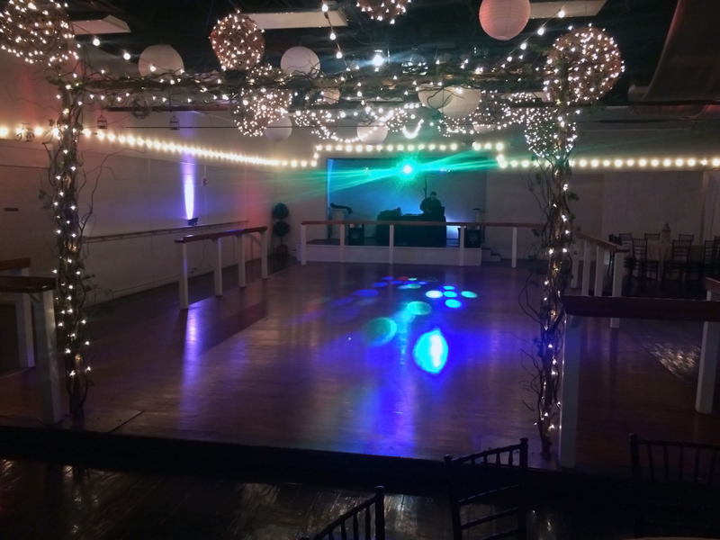 quinceanera celebration - banquet hall - 7192