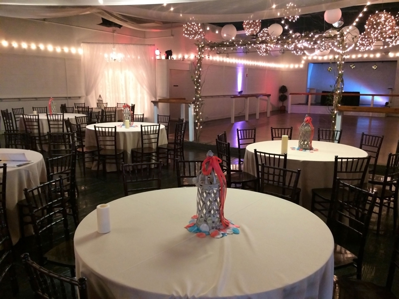 quinceanera celebration - banquet hall - 7194