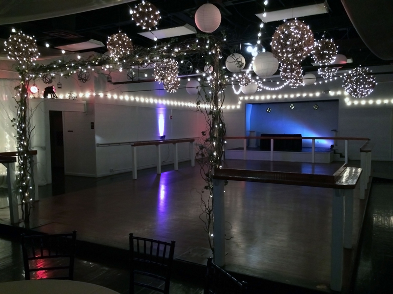 quinceanera celebration - banquet hall - 7197