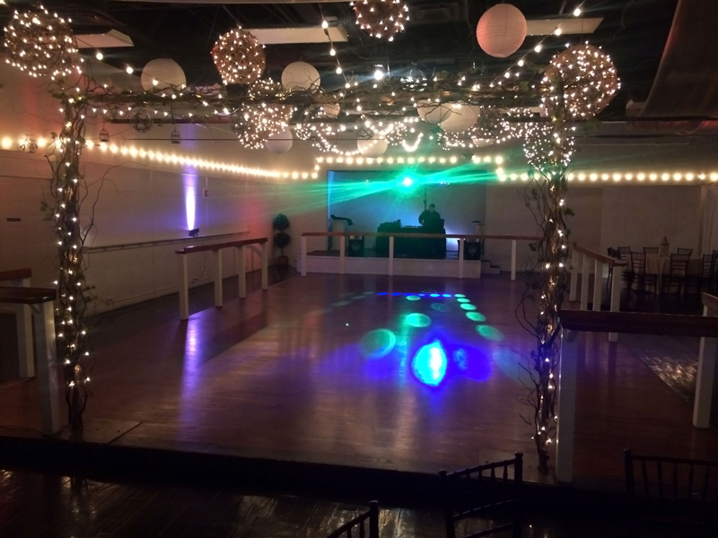 quinceanera celebration - banquet hall - 7203