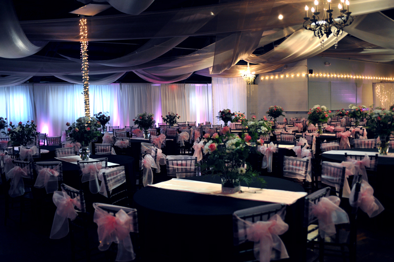 quinceanera celebration - banquet hall - 7206