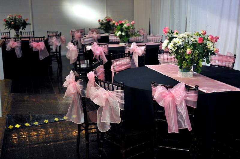 quinceanera celebration - banquet hall - 7207