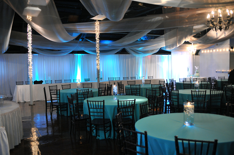 quinceanera celebration - banquet hall - 7216