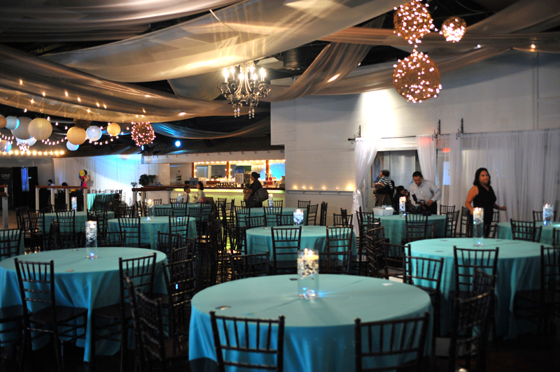 quinceanera celebration - banquet hall - 7219