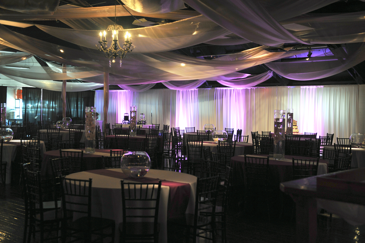 quinceanera celebration - banquet hall - 7232