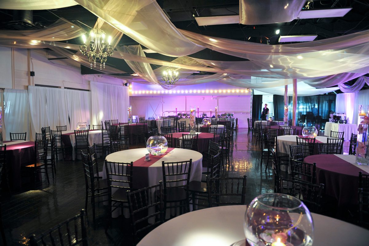 quinceanera celebration - banquet hall - 7237
