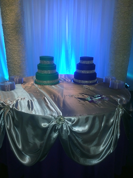 quinceanera celebration - banquet hall - 7241