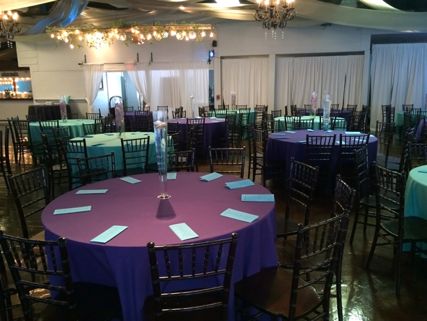 quinceanera celebration - banquet hall - 7246