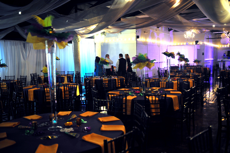 quinceanera celebration - banquet hall - 7257