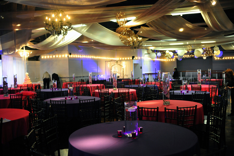 quinceanera celebration - banquet hall - 7259