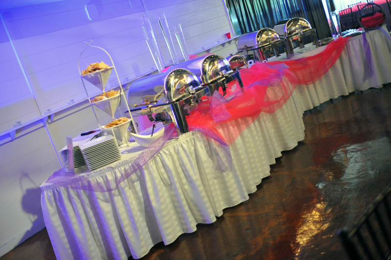 quinceanera celebration - banquet hall - 7260
