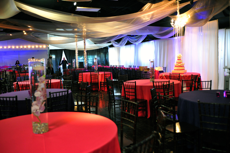 quinceanera celebration - banquet hall - 7262