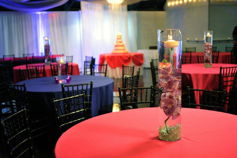 quinceanera celebration - banquet hall - 7263