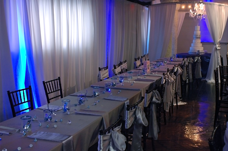 quinceanera celebration - banquet hall - 7269