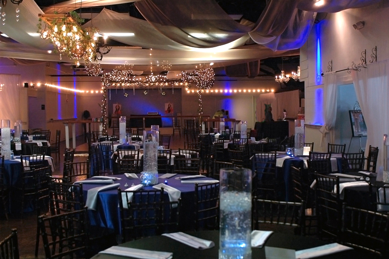 quinceanera celebration - banquet hall - 7270