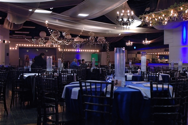quinceanera celebration - banquet hall - 7271