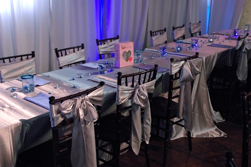 quinceanera celebration - banquet hall - 7273