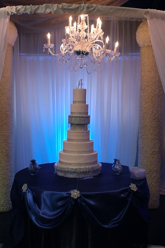 quinceanera celebration - banquet hall - 7275