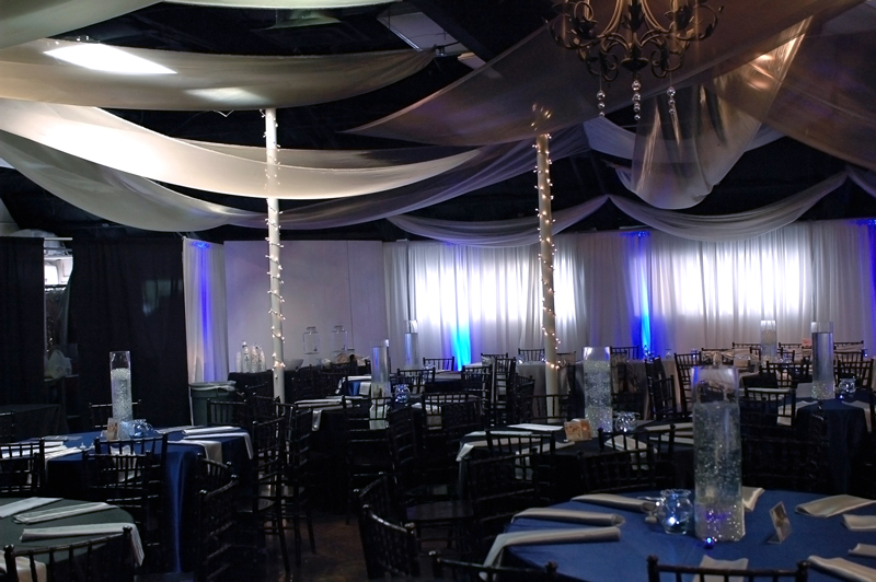 quinceanera celebration - banquet hall - 7276