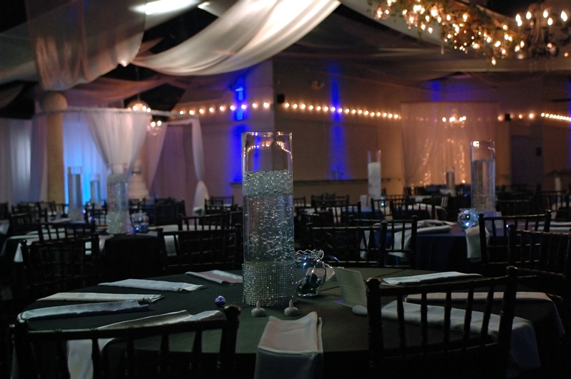 quinceanera celebration - banquet hall - 7277